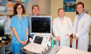 Sanidad dota de un ecógrafo de última generación al hospital de Toledo