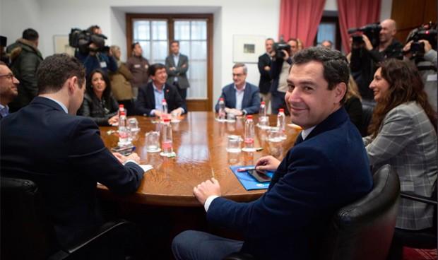Sanidad, entre las carteras más disputadas de la futura Andalucía