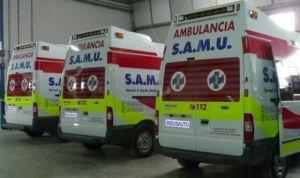 Sanidad establece el precio de las horas extra del SAMU