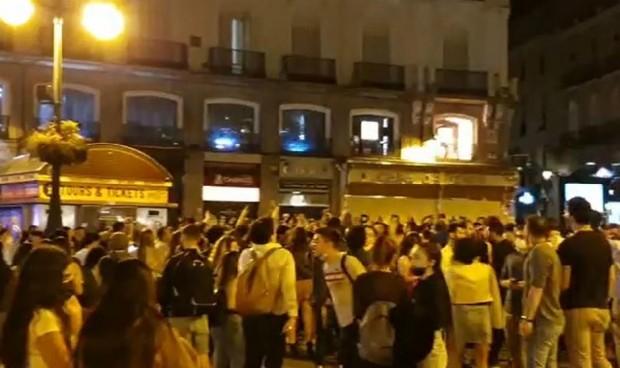 """La sanidad tras las fiestas de fin de estado de alarma: """"Les intubo gratis"""""""