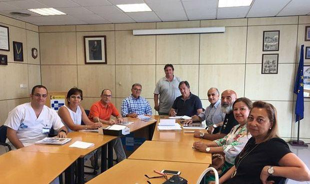 Sanidad firma el contrato para la autonomía financiera de la AP en Melilla