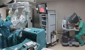 Sanidad instalará un sistema Da Vinci en cada hospital de referencia