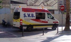 Sanidad investiga por qué una paciente se tiró de una ambulancia a 110km/h