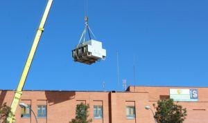 Sanidad invierte 180.000 euros en climatizar el Hospital General de Hellín