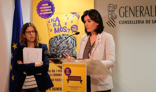 Sanidad lanza una campaña para prevenir el suicidio