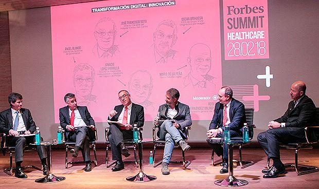 Sanidad privada e industria miran al futuro bajo el mismo prisma