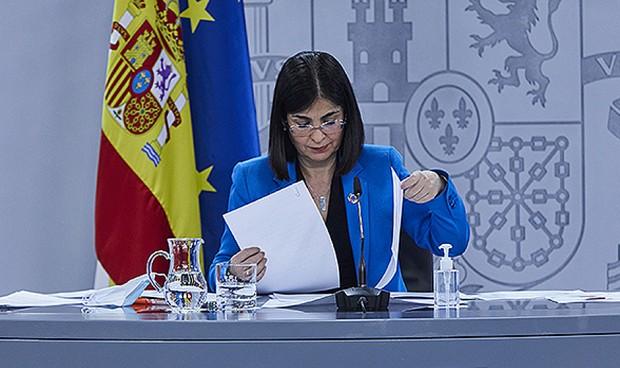 """Sanidad se compromete a realizar en 2022 la asignación MIR en """"tiempo real"""""""