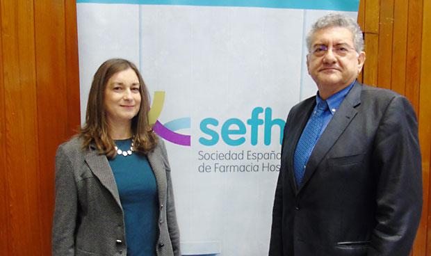 Sanidad se interesa en la evaluaci�n econ�mica de medicamentos de la SEFH