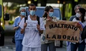 Sanidad fija los servicios mínimos para la huelga MIR de Madrid