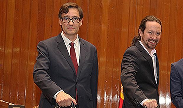 Sanidad traspasa 10 departamentos al Ministerio que dirige Pablo Iglesias