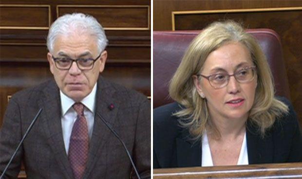 """Sanidad universal: PP ve """"barra libre"""" y el PSOE les tacha de """"xenófobos"""""""
