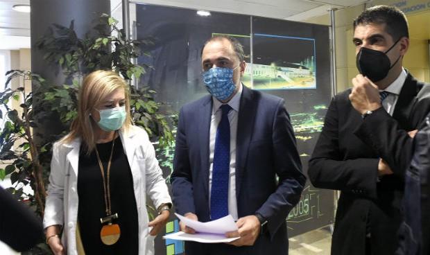 Sanidade invertirá 2,4 millones de euros en el Hospital de Valdeorras