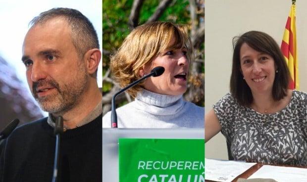 Dos médicos y una enfermera llegan como diputados al Parlament de Cataluña