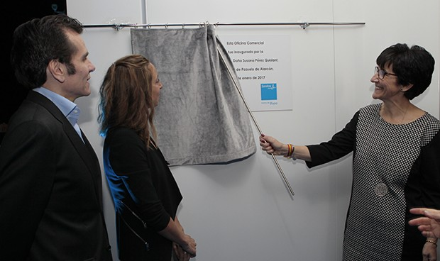 Sanitas abre su oficina n mero 23 en madrid en plena era for Oficinas centrales sanitas madrid