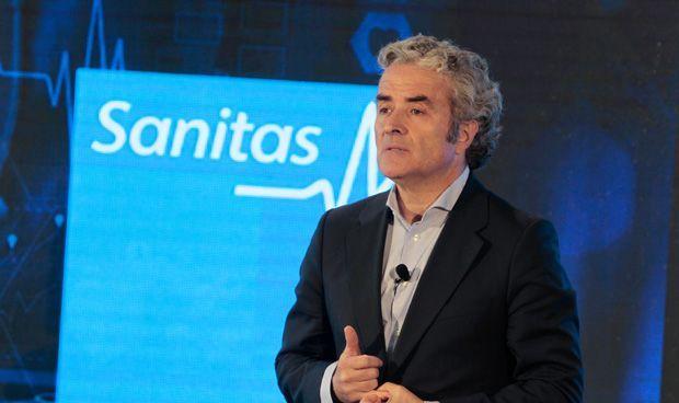 Sanitas, ¿en la carrera por Antares?
