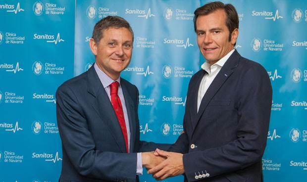 Sanitas incluye a la Clínica Universidad de Navarra en su red hospitalaria