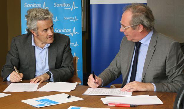 Sanitas y Zurich extienden por cinco años su alianza comercial en seguros