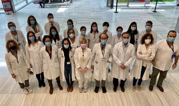 El Sant Pau administra el primer CAR-T propio para linfoma de Hodgkin