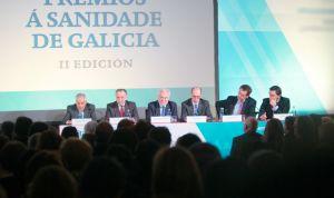 Santiago acoge los III Premios Redacción Médica á Sanidade de Galicia