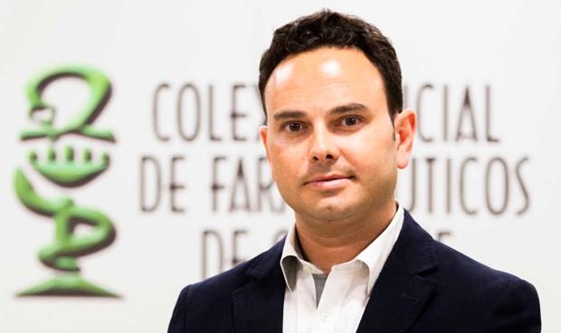 Santiago Leyes, elegido presidente de los farmacéuticos de Ourense