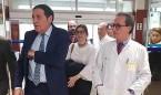Santiago Rodríguez Merino, nuevo gerente de Atención Primaria de Burgos