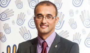 Santiago Sánchez, presidente de los fisioterapeutas canarios hasta 2021