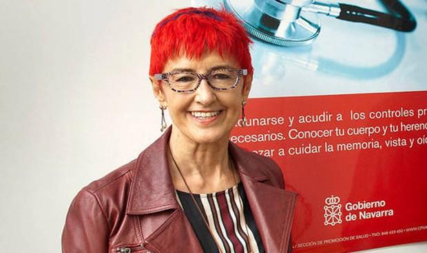 Santos Induráin, nueva consejera de Salud de Navarra