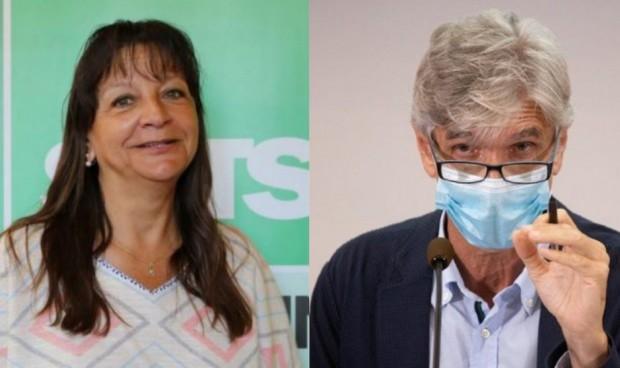 Satse alerta de riesgo en la administración de la vacuna Covid en Cataluña