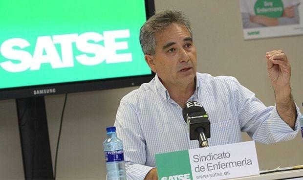 """Satse pide subidas de sueldos: """"Estamos hartos de palmaditas en la espalda"""""""