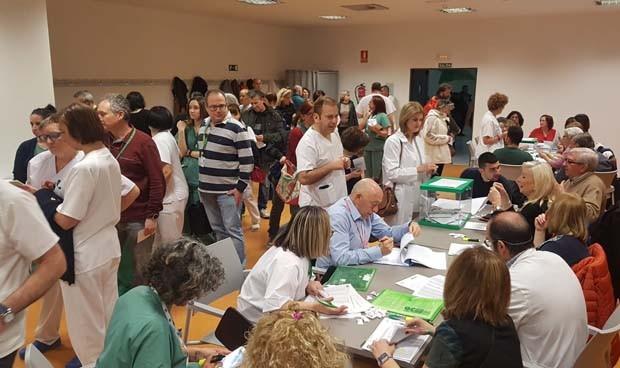Satse, SMA-F, CSIF, CCOO y UGT forman la nueva Mesa Sectorial andaluza