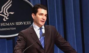 Scott Gottlieb abandona su cargo como director de la FDA