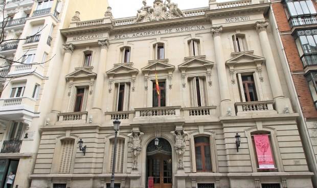 Se busca académico en la Real Academia Nacional de Medicina de España