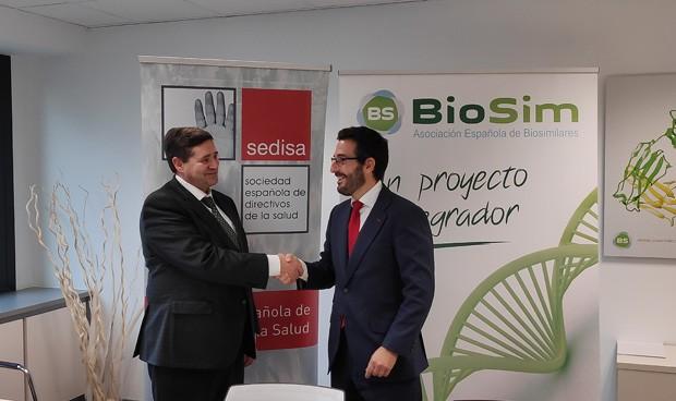 Sedisa y BioSim colaboran para conocer las ventajas de los biosimilares