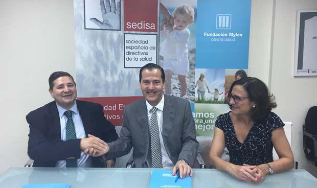 Sedisa y Mylan convocan la primera beca para innovar en gestión sanitaria