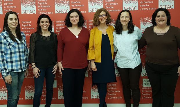 Sefac Madrid estrena una nueva ejecutiva formada íntegramente por mujeres