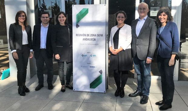 SEFH Andalucía apuesta por la mejora de procesos y la humanización