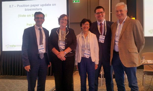 SEFH lleva la capacitaci�n a la Asamblea Europea de Farmacia Hospitalaria