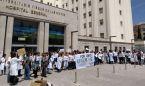 Seguimiento de la huelga MIR: 80% según convocantes, 45% según gerencias