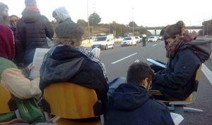 Seguimiento dispar de la huelga en los campus sanitarios de Cataluña