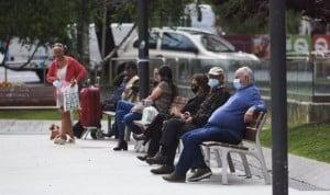 Seis regiones en España no salen del