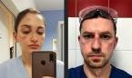 """Selfies de sanitarios ante el coronavirus: """"Ni soy ni me siento un héroe"""""""