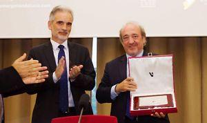 Semergen Andalucía premia al exgerente del SAS
