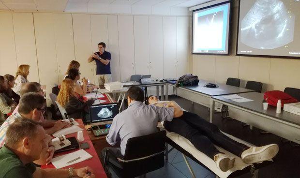 SEMG aumenta un 40% la formación en ecografía en su congreso nacional