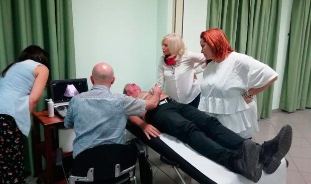 SEMG forma por primera vez en ecografía clínica a los médicos de Canarias