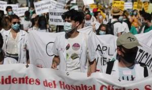 Sentencia: los MIR deben contar en los servicios mínimos de una huelga