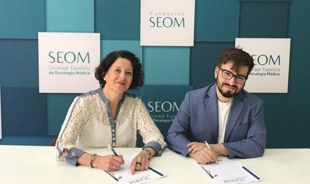 SEOM y CEEM firman un convenio para mejorar de la formación en Oncología