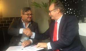Separ firma un convenio con la Sociedad Paraguaya de Neumología