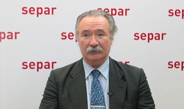 """Separ pide al Gobierno que """"reconozca el trabajo"""" de las sociedades médicas"""