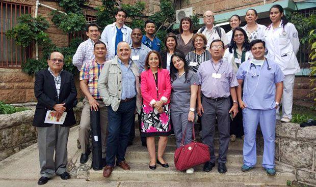 Separ lidera la solidaridad de los neumólogos de todo el mundo