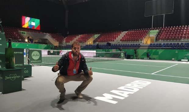 """Ser médico en la Copa Davis: """"Es una experiencia intensa y enriquecedora"""""""